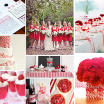 Red And White Wedding (v & C)…