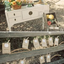 Rustic, Vintage Wedding Ideas