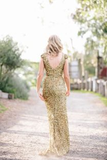 Sequin Wedding Dresses, Gold Sequins And Sequin Wedding On Emasscraft Org
