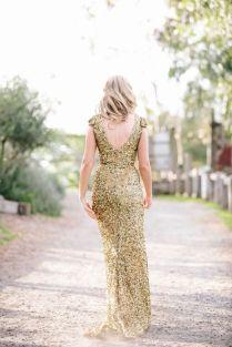 Sequin Wedding Dresses, Gold Sequins And Sequin Wedding On Emasscraft Org
