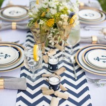 Set Sail With Nautical Wedding Ideas