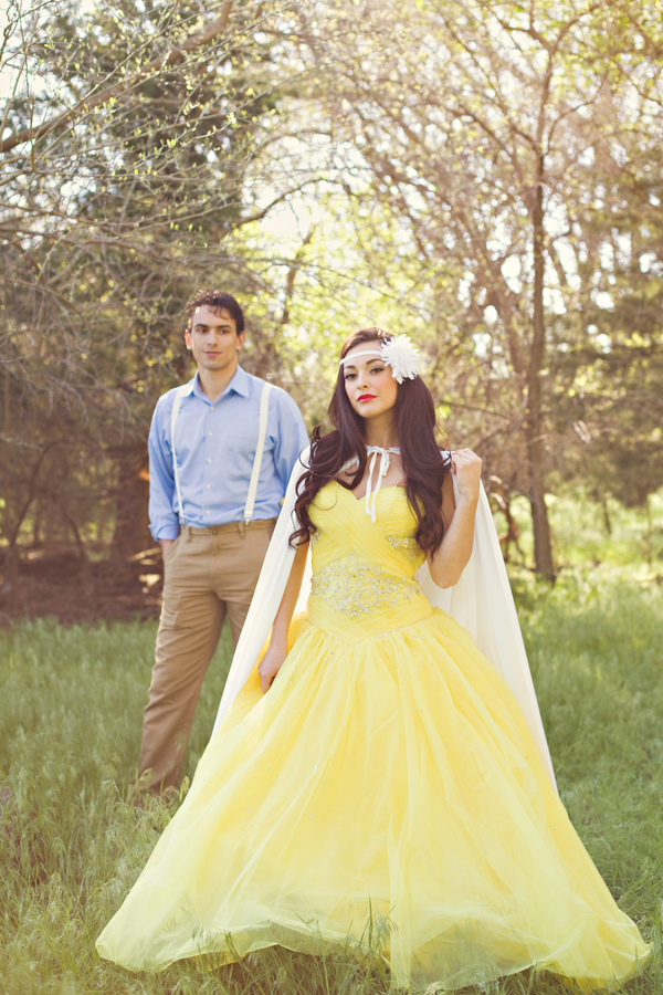 Prince And Princess Wedding Theme