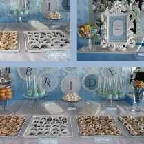 Something Blue Bridal Shower Bridal Wedding Shower Party Ideas