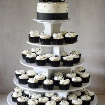 Square Cupcake Towers Cup Cake Towers Suganet Co