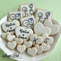 Sugar Dot Cookies, Wedding Favors & Gifts, District Of Columbia