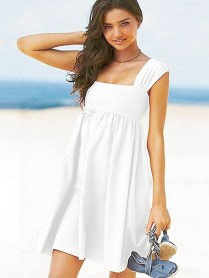 Summer Casual Beach Wedding Dresses