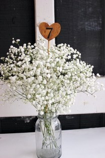 Table Numbers, Wooden Table Numbers And Wedding Tables On Emasscraft Org
