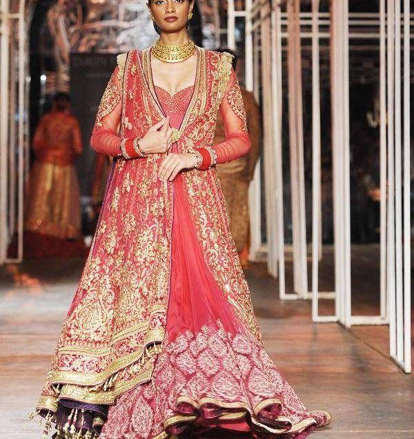 Tarun Tahiliani, Anarkali Lehenga And Bridal Fashion On Emasscraft Org