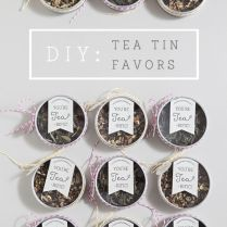 Tea Tin Wedding Favors Pictures, Photos, And Images For Facebook
