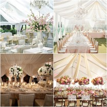 Tent Weddings And Drapes With Luxe Style