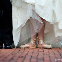 Terri Smith Photo » Ballet Slippers