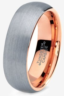 The Guide To Finding The Best Wedding Band For Your Man