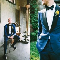 The Hottest 2014 Wedding Trend 30 Navy Suits For Grooms