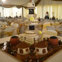 Traditional African Wedding Decor!!!