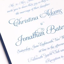 Traditional Wedding Invitation Text
