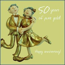 Unique And Memorable 50th Wedding Anniversary Ideas For Parents