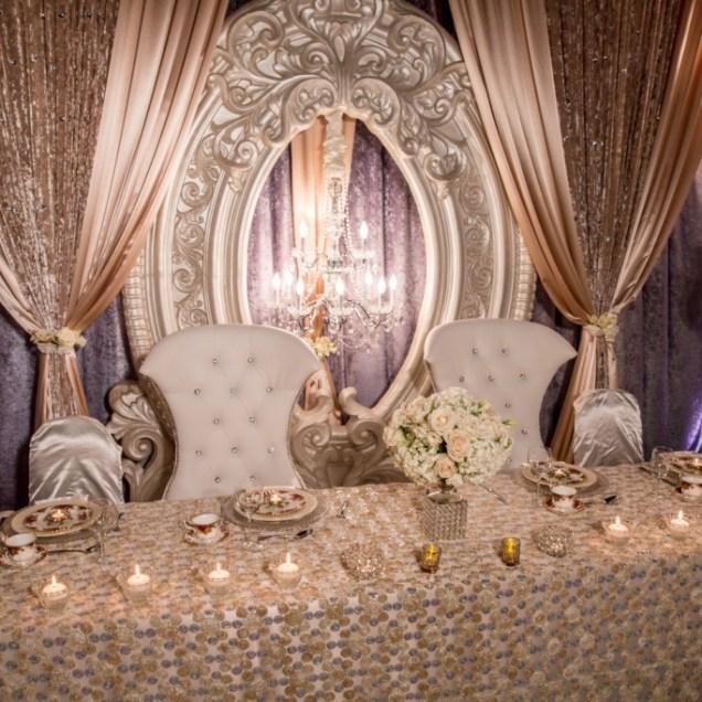 Victorian Wedding Reception Decorations