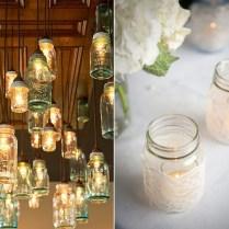 View Larger Mason Jar Wedding Centerpieces Archives Bravobride