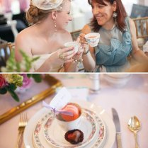 Vintage Chic Mad Hatter Bridal Shower Hostess With The Mostess®