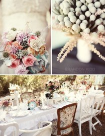 Vintage Style Wedding Decorations On Decorations With Wedding
