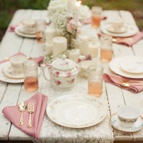 Vintage Table Decor For Weddings On Decorations With Vintage Table