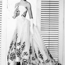 Vintage Wedding Dress Inspiration – Audrey Hepburn