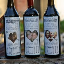 Wedding Wine Bottle Wedding