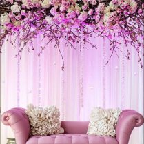 Wedding Backdrops 25 Stage Sets For A Fairy Tale Wedding