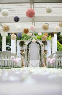 Wedding Ceremony Decorations Ideas