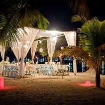 Wedding Decoration Ideas Beach Night Outdoor Wedding Reception