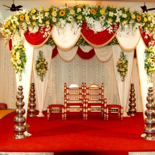 Wedding Decoration Ideas Outdoor Indian Wedding Decorations With
