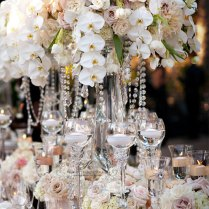 Wedding Decorations, Centerpieces, Chandelier, Bling, Crystal