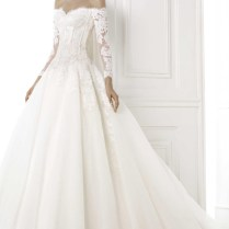 Wedding Dress Ball Gown With Sleeves Photo Album