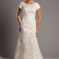 Wedding Dresses For Older Brides Lace Wedding Dresses For Mature
