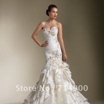 Wedding Dresses With Corsets Styles