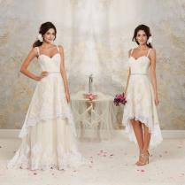 Wedding Dresses With Detachable Skirt