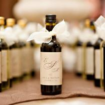 Wedding Favors Management That Wine Bottle Wedding Favors These