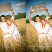 Wedding Ideas Incorporating Your Pets And Save The Date