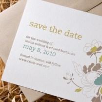Wedding Invitation Design Ideas