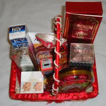 Wedding Night Gift Basket