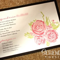 Wedding Reception Only Invitation And Wording