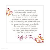 Wedding Registry Gift Card Etiquette
