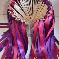 Wedding Ribbon Wands Send Off Set Of 75 By Bellabridecreations
