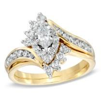 Wedding Ring Sets & Diamond Bridal Jewelry