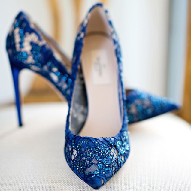 Wedding Shoes Something Blue Bridal Shoes