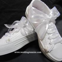 Wedding Tennies And Formal Shoes