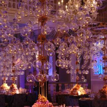 Wedding Trends} Hanging Wedding Decor – Part 2