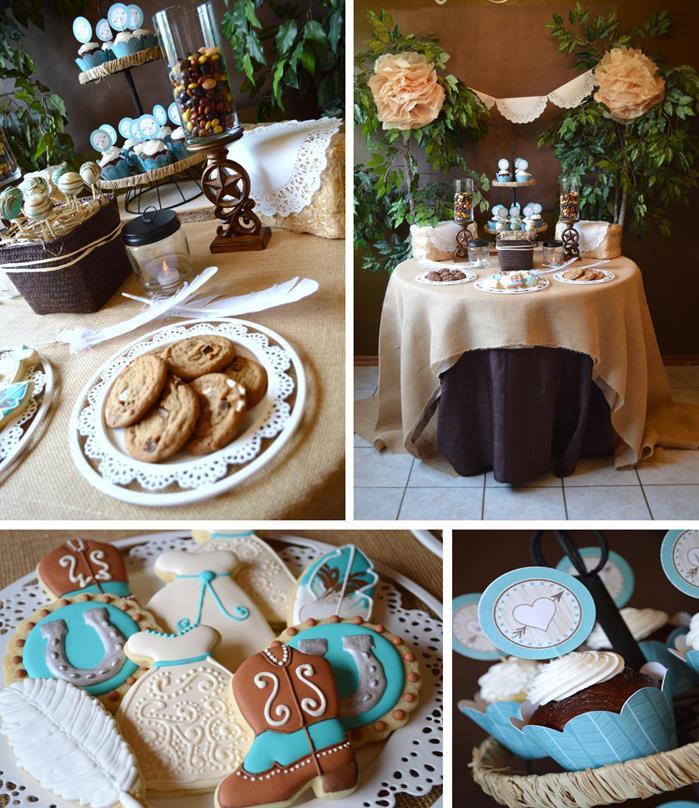 Western Theme Wedding Ideas