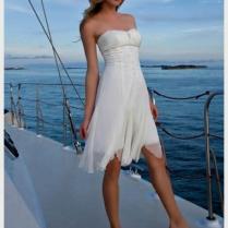 White Sundress Wedding Naf Dresses