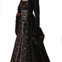Wicca Wedding Dresses